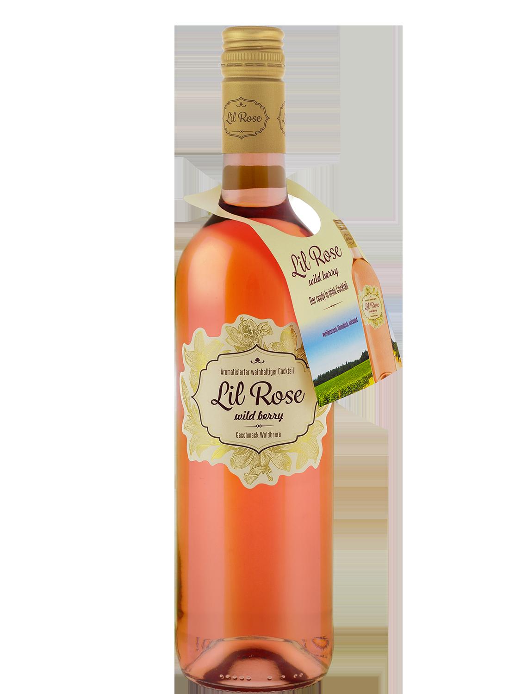 Lil Rose Wild Berry   ALDI SÜD Weinwelt