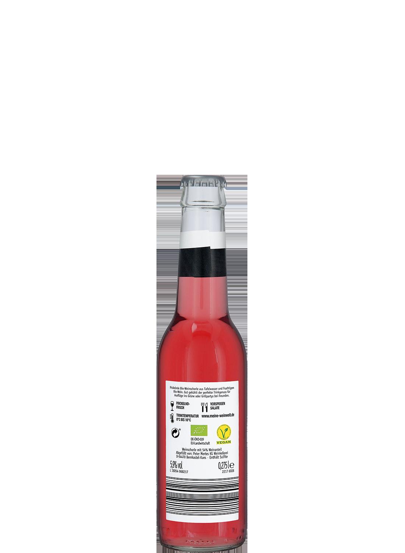 Bio-Weinschorle Vegan rosé 0,275 l   ALDI SÜD Weinwelt